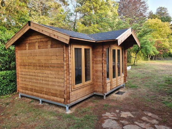 Log Kitset Cabin